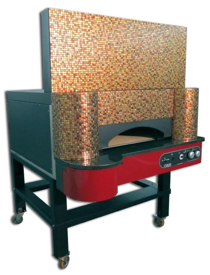 Forno per pizza a gas - Temperatura forno a legna pizza ...