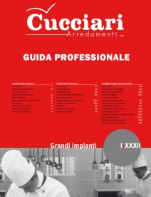 Cucciari - Progettazione e vendita di cucine professionali