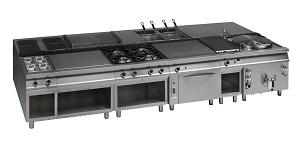 Progettazione e vendita di cucine professionali