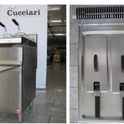 friggitrice usata professionale a gas sardegna oristano nuoro olbia sassari cagliari 1