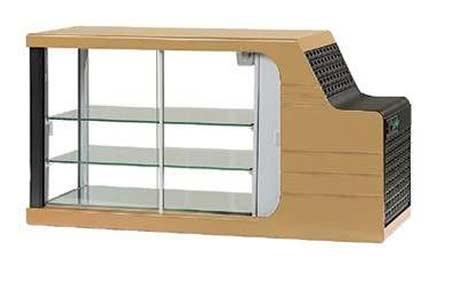 vetrina in vetro usata x sala da pranzo : Vetrina frigo usata - Cucciari Arredamenti