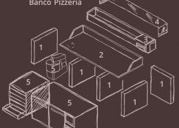 come costruire banco pizzeria - accessori 05