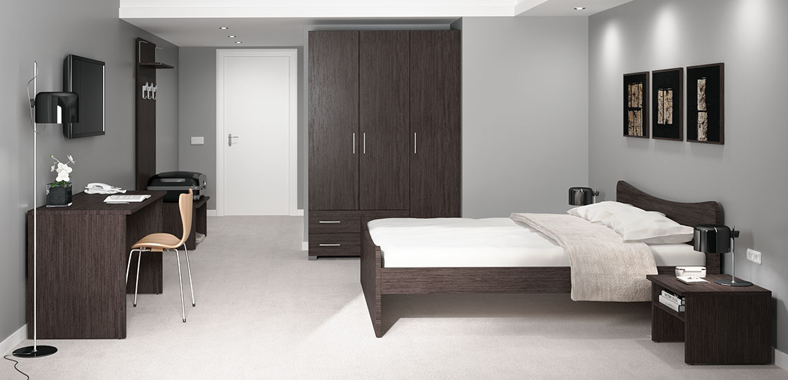 Arredi hotel residence cucciari arredamenti for Arredi e mobili