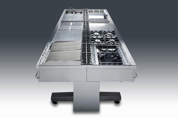 attrezzature-arredamenti-cucina-professionale - cucciari ... - Attrezzature Professionali Cucina