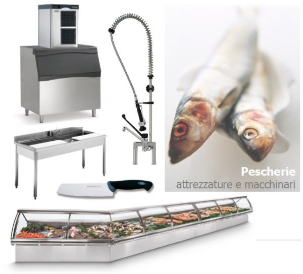 arredamenti pescherie Sardegna