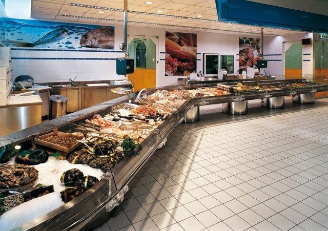 Attrezzature pescherie sardegna cucciari arredamenti for Arredamenti cagliari