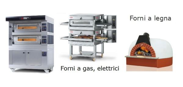 Progettazione e vendita attrezzature e arredamenti professionali pizzerie