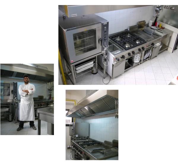 Arredamenti ristoranti self-service - Progettazione e vendita attrezzature e arredamenti professionali gastronomie