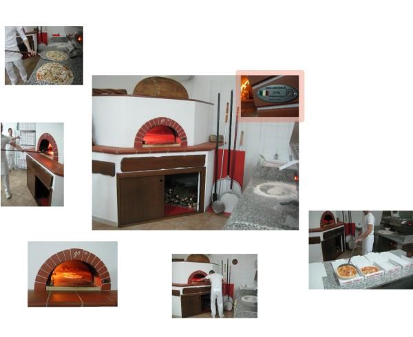 Arredo per pizzeria in sardegna taglio asporto for Arredamento per pizzeria