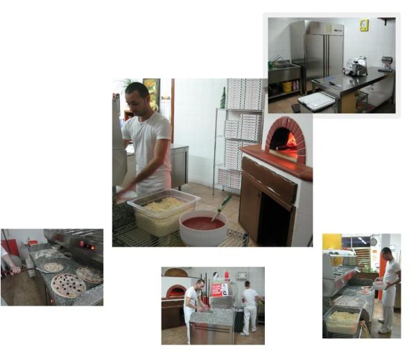 Arredamento pizzeria attrezzature macchinari pizzerie for Arredamento per pizzeria