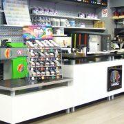 arredamenti per negozi ferramenta