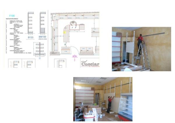 Arredamento negozi sardegna progetto e montaggio for Arredamento ferramenta