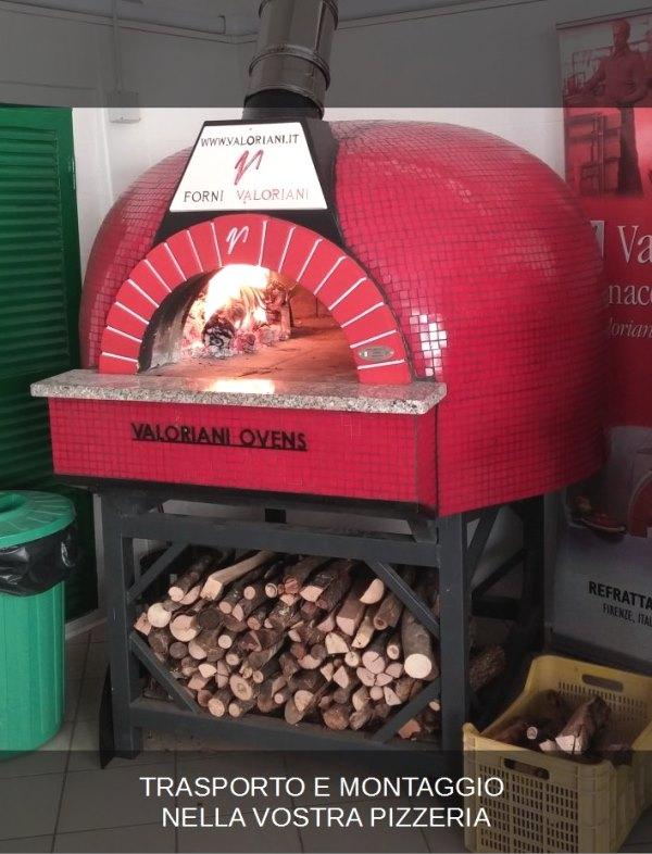 Forno A Legna Arredamento.Forno Pizza A Legna Sardegna Cucciari Arredamenti Srl