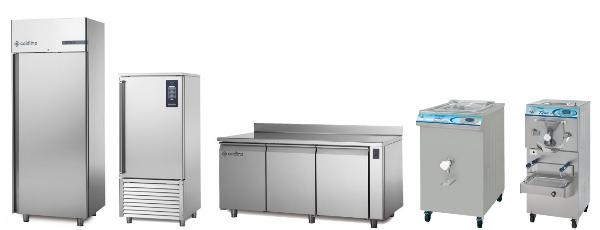 Arredamenti gelaterie Sardegna Oristano Olbia Nuoro Sassari Cagliari macchinari