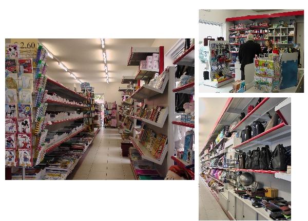 Scaffalature per negozi Sardegna Oristano Olbia Nuoro Sassari Cagliari scaffali1