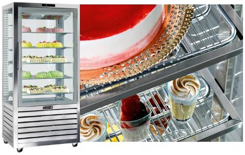 arredamenti gelaterie sardegna oristano nuoro olbia sassari cagliari vetrina verticale