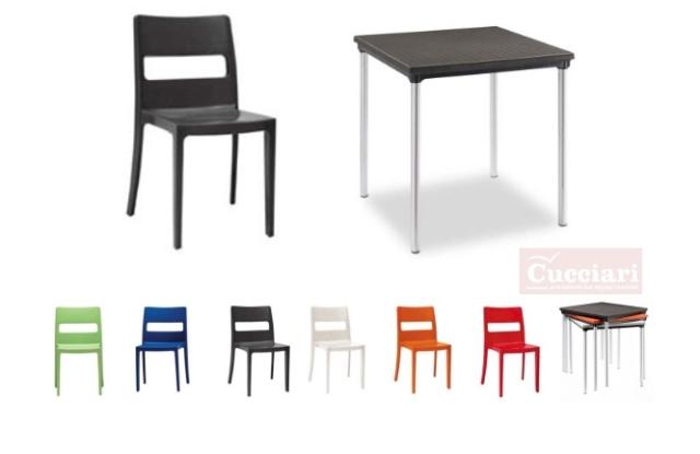 tavoli sedie bar sardegna