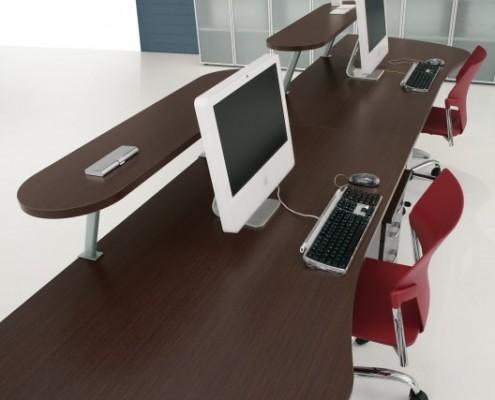 arredamento uffici economici desk pubblico
