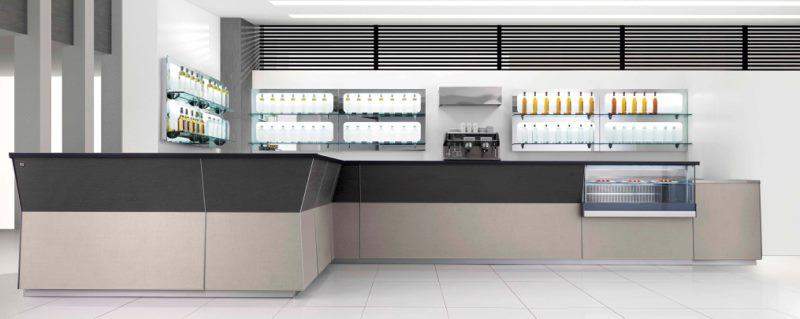 Prezzo banco bar completo - guida alla scelta dell\'arredamento