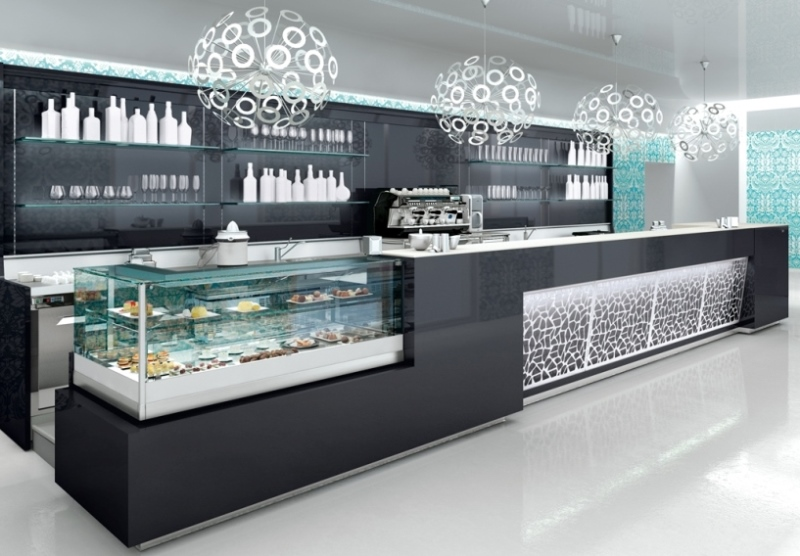 Prezzo banco bar completo guida alla scelta dell 39 arredamento for Arredamenti bar prezzi