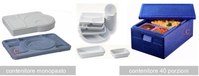 normativa trasporto pasti contenitori termici