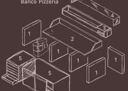 come costruire banco pizzeria - accessori 05