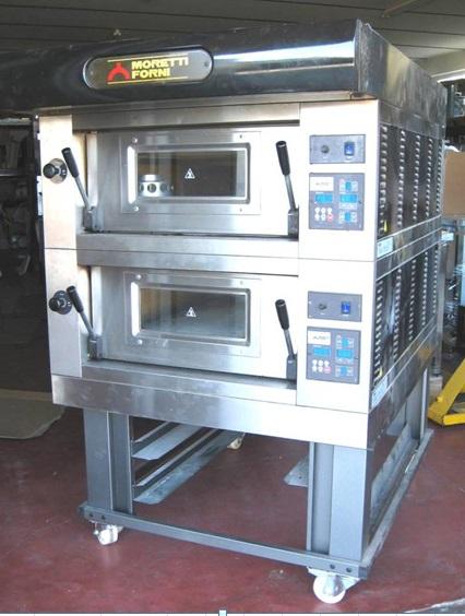 Forno pizzeria usato Cucciari Arredamenti