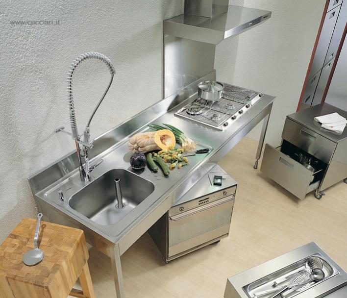 blocco cucina professionale 05