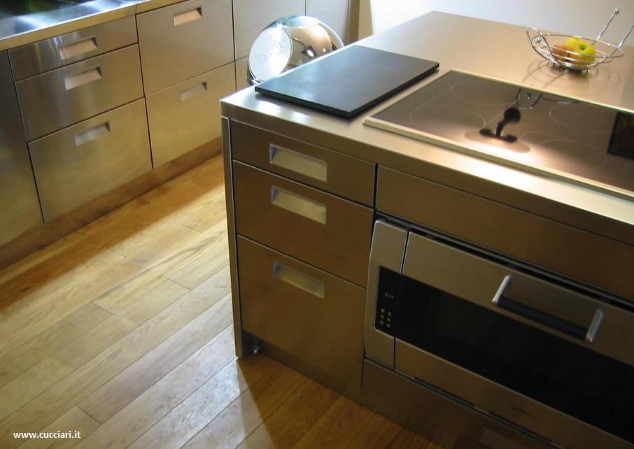 blocco cucina professionale 12