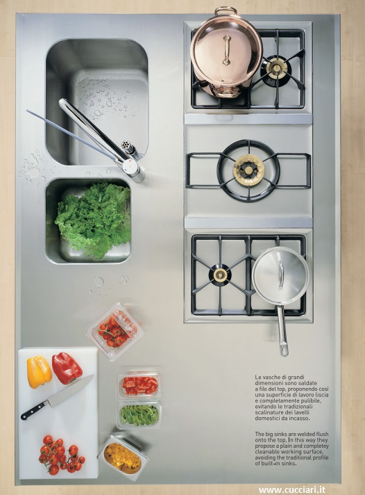 monoblocco cucina professionale 08