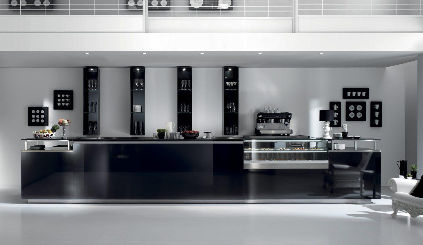 Angolo Bar Arredamento arredi bar moderni - cucciari arredamenti sardegna